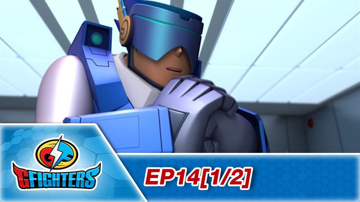 G Fighter EP 14 [1/2]