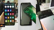 Samsung เปิดตัวสมาร์ทโฟนตัวท็อป Galaxy A80 กล้อง 3 ตัว สไลด์พลิกหมุนได้