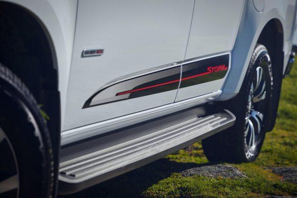 Holden Colorado & Trailblazer Storm Editions