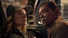 ตัวอย่างใหม่ Captain Marvel มีอีสเตอร์เอ้กเชื่อมโยงไปยังหนัง Avengers ภาคแรก