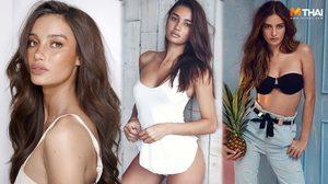 Kelsey Merritt นางแบบคนแรกจากฟิลิปปินส์ ที่ได้ร่วมเดินแฟชั่น Victoria's Secret 2018