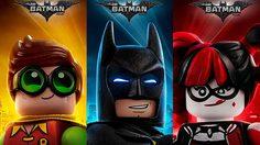 ครอบครัวทิมเบอร์เลก แต่งเป็นตัวละครดังจากหนัง The LEGO Batman Movie รับฮาโลวีน