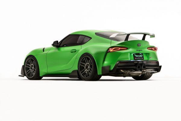 2020 Toyota GR Supra Wasabi Concept