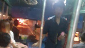สาวเตือนระวัง หลังถูกกระเป๋ารถเมล์สาย 8 ลวนลาม แต๊ะอั๋ง