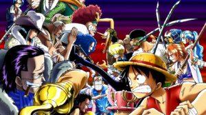One Piece กับภาพครบรอบ 10 ปี กับลายเส้น 37 นักเขียน