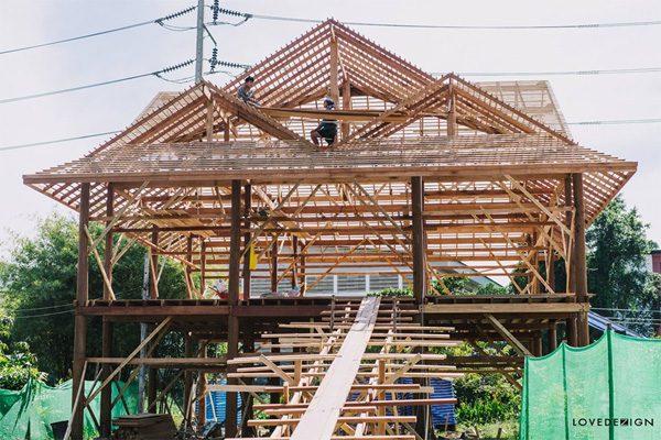 โครงสร้างบ้าน