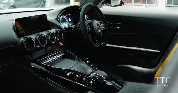 Mercedes- AMG GT R Facelift