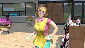 EVERYBODY'S GOLF VR เกม PSVR ใหม่ เตรียมวางขาย 21 พ.ค. นี้