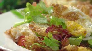 วิธีทำ ยำไข่ดาว เมนูทำง่าย อิ่มอร่อย