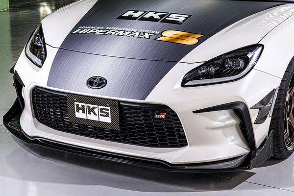 Toyota GR86 HKS