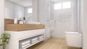 ทริคง่ายๆเนรมิต ห้องน้ำ ให้ดูน่าใช้งานกว่าเดิม