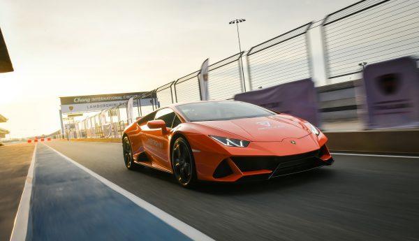 Lamborghini Track Day 2019