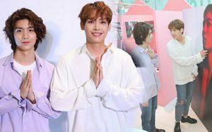 อินซอง , ฮวียอง SF9 พาทัวร์ 'นิทรรศการภาพ ยงฮวา' งานดีที่ต้องบอกต่อ!