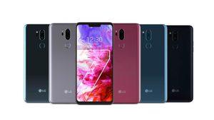 ภาพจริงมาแล้ว LG G7 ThinQ ทุกสีมาครบ ไม่เว้นแม้แต่รอยบาก
