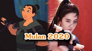 ผ่านไม่ผ่าน?!! เปิดภาพแรกจากหนัง Mulan เวอร์ชั่นคนแสดง