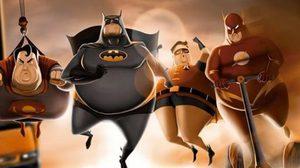 6 ภาพ ซุปเปอร์ฮีโร่โคตรอ้วนลงพุงพิทักษ์โลกกับ FatHeroes!!