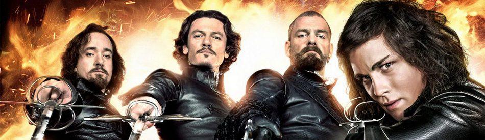 The Three Musketeers สามทหารเสือดาบทะลุจอ