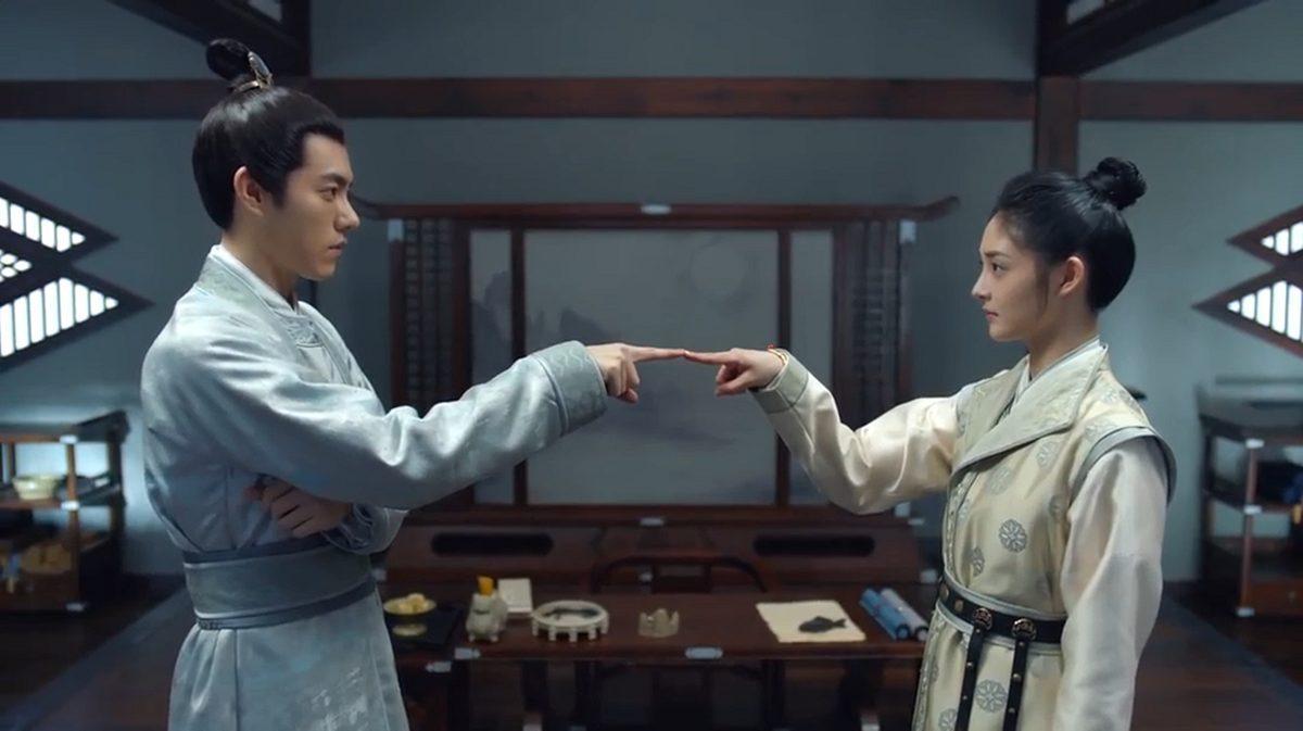 """รักสามเส้าที่ไม่เศร้า! ในซีรีส์จีน """"Miss Truth นิติเวชสาวยอดนักสืบ"""""""