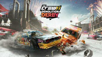 Demolition Derby อัปเดตใหญ่จาก The Crew 2 เปิดให้เล่นได้แล้ววันนี้ ฟรี!