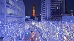 10 งานประดับไฟ ฤดูหนาว ในญี่ปุ่น 2018-2019