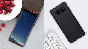 เปิดเผยภาพล่าสุดของ Samsung Galaxy Note 8 สมาร์ทโฟนไร้ขอบจออีกหนึ่งรุ่น