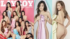 10 สาวบันนี่ 2019 ประเดิมถ่ายแบบด้วยกันครั้งแรกบนปก PLAYBOY Thailand เดือนกุมภาพันธ์