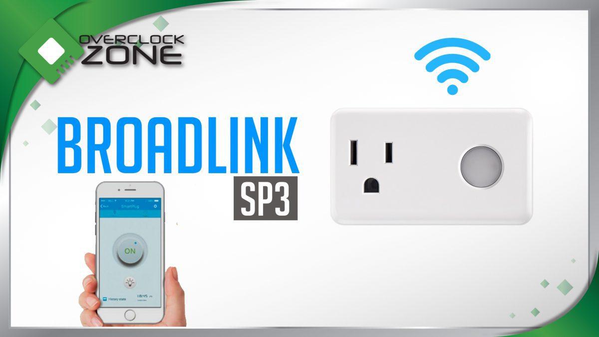 รีวิว Broadlink SP3 : Smartplug