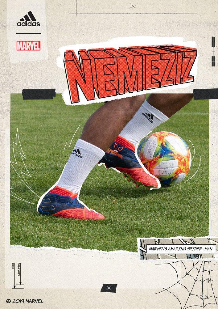 adidas Football x Marvel