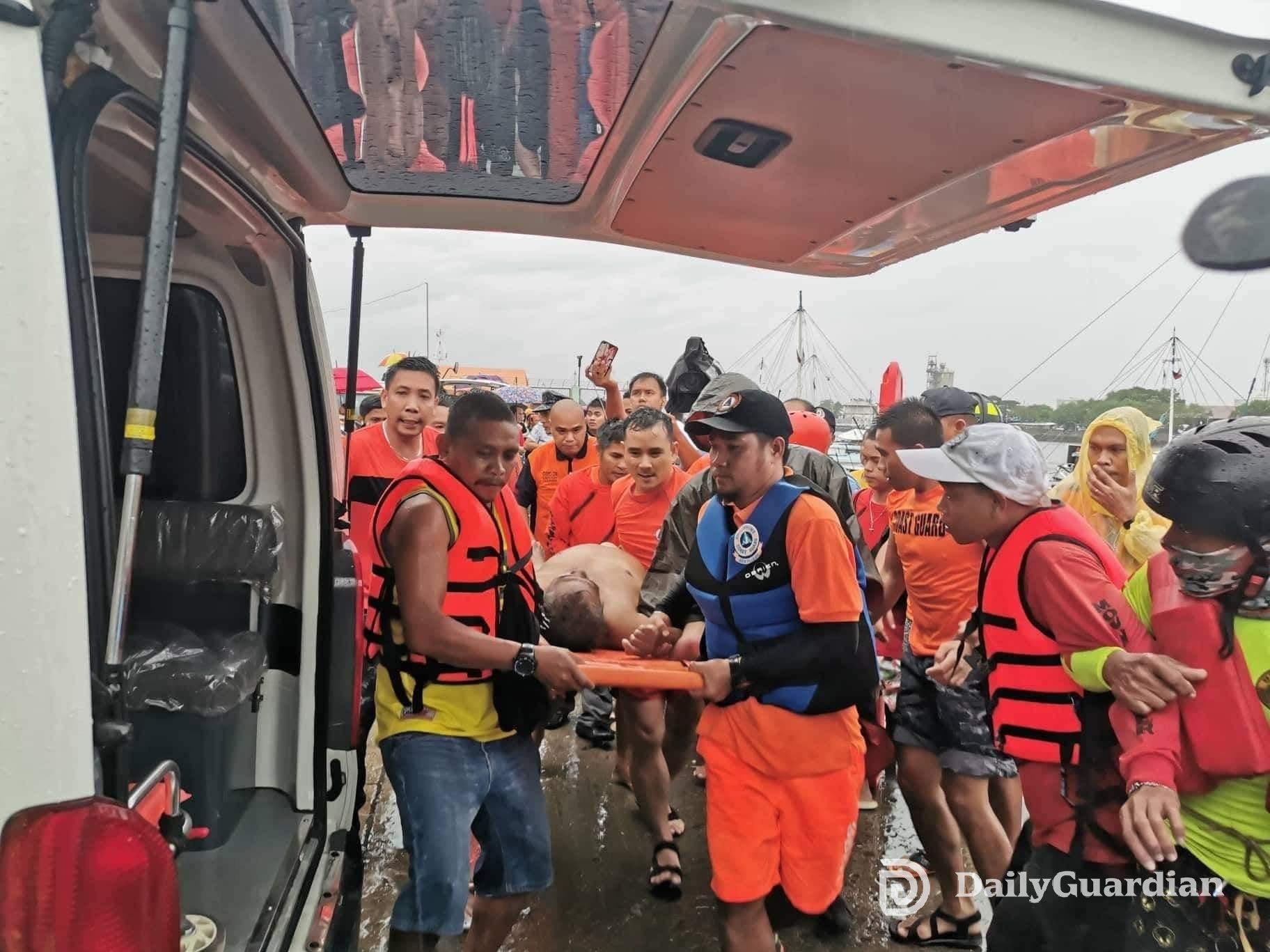 เหตุเรือ 3 ลำล่มในฟิลิปปินส์ ดับ 11 สูญหาย 3