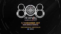แจกบัตรฟรี 808 Festival 2017 เอาไปเลย 5 รางวัล รางวัลละ 2 ใบ
