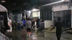 คนงานพม่ากว่า 30 คน ยกพวกตีกัน ใน ซ.ปรีดีพนมยงค์ 44 ดับ 1 เจ็บ 1