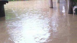 ฝนตกหนักต่อเนื่องใน จ.นครสวรรค์ ประกาศเขตภัยพิบัติแล้ว 6 อำเภอ