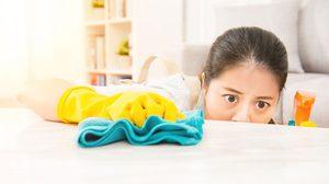 ไขข้อข้องใจ ทำไมทำความสะอาดทุกวัน ห้องถึงยัง ฝุ่น เขรอะอยู่เสมอ!
