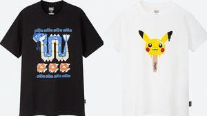 สาวก Pokemon ห้ามพลาด ประกาศ 24 รางวัล ออกแบบเสื้อ Pokemon กับ Uniqlo