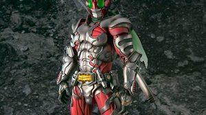 Bandai เผยภาพ S.I.C. Vol.62 Kamen Rider ZX (ซีครอส)