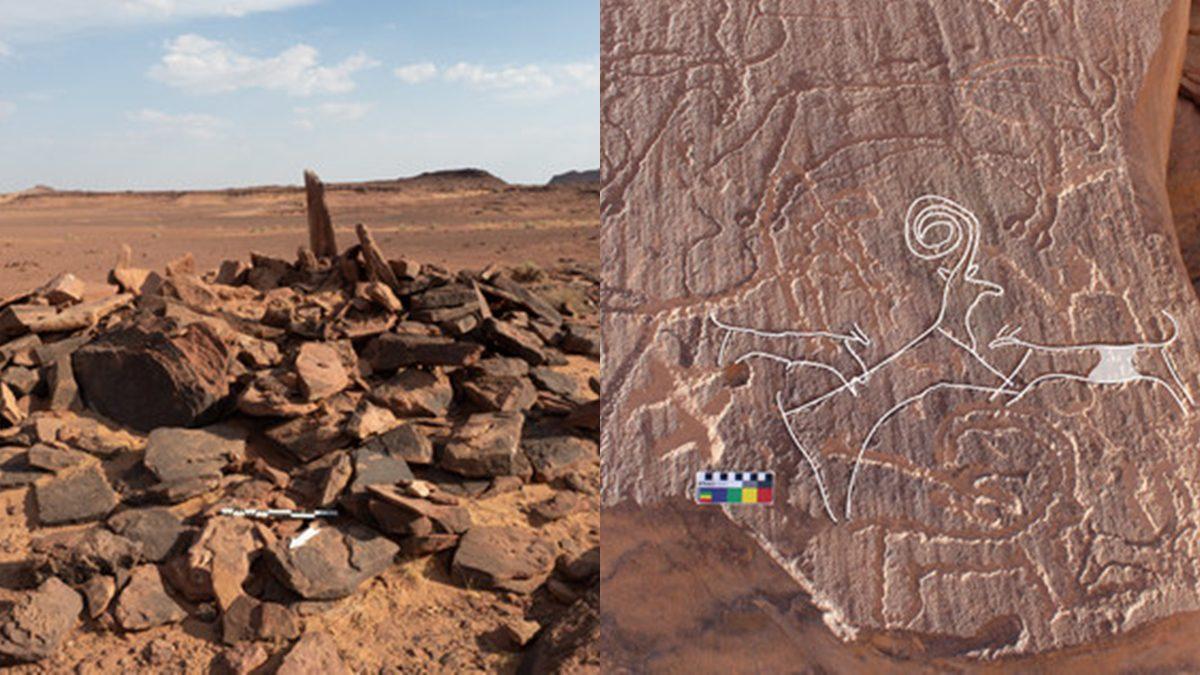 """นักโบราณคดีค้นพบหลักฐาน """"สุนัขบ้าน"""" เก่าแก่ที่สุดในอาระเบีย เมืองอัลอูลา ซาอุดีอาระเบีย"""