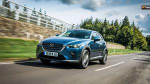 Mazda CX-3 เผยเครื่องยนต์ดีเซลใหม่สเปคยุโรป พร้อมขายปลายเดือนนี้