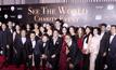 """งานกาล่าดินเนอร์การกุศลเพื่อคนตาบอด""""See The World Charity Event"""""""