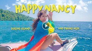 ซัมเมอร์ โซ ฮอต! เที่ยวหมู่เกาะสุรินทร์ กับ HappyNancy