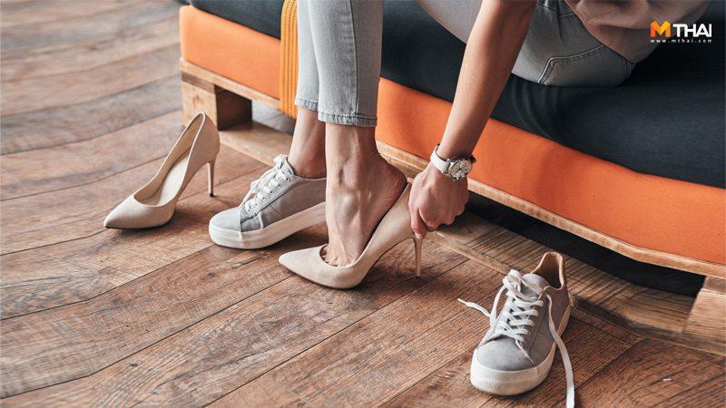 สวยหรือพัง! รองเท้า 5 ประเภท ที่อาจทำลายสุขภาพของคุณโดยไม่รู้ตัว
