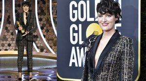 ฟีบี้ วอลเลอร์-บริดจ์ นักแสดงสาวเปิดประมูลชุดที่ใส่ในงาน ลูกโลกทองคำ 2020 เพื่อช่วยโคอาล่า