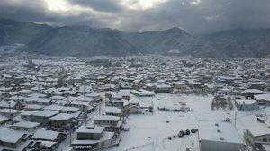 เยอะไปก็ไม่ดี! ญี่ปุ่นออกโรงเตือนภัย หลังหิมะตกหนักสุดในรอบ 4 ปี