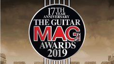 """อีกครั้งกับสุดยอดงานมอบรางวัลเกียรติยศแห่งปี """"The Guitar Mag Awards 2019"""""""