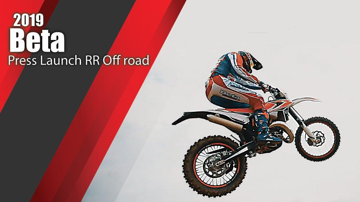 2019 Beta Press Launch RR Off road