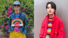 คูเปอร์ – ปอย ชูคนเท่าเทียมกัน เชียร์กลุ่ม LGBTQ