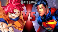 เฟี้ยวสุดๆ Dragonball v Superman สุดยอดการต่อสู้สุดมันส์