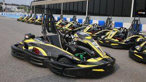 IMPACT Speed Park รถโกคาร์ทระบบน้ำมันรุ่น Sodi RT8 พร้อมให้บริการทั้งหมด 12 คัน