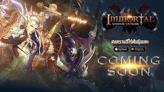 Immortal Warrior Extreme เกมมือถือล่าสุดจาก EXE เปิดตัวใน TGS 2017