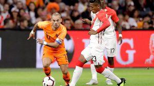 ผลบอล : ฮอลแลนด์ vs เปรู !! เดปาย เบิ้ลสอง ดัตช์ พลิกดับ เปรู 2-1 อำลาสไนจ์เดอร์