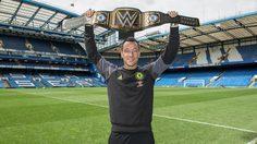 ทริปเปิ้ล เอช มอบเข็มขัดแชมป์ WWE ฉลอง เชลซี แชมป์ แต่ลงข้อความเตือนเอาไว้ด้วย!